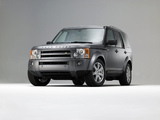 Land Rover Discovery 3 2008–09 photos