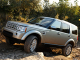 Land Rover Discovery 4 3.0 TDV6 UK-spec 2009 pictures