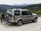 Land Rover Discovery 4 SDV6 HSE UK-spec 2009 pictures