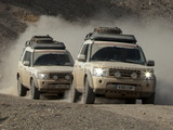 Land Rover Discovery 4 Expedition Vehicle 2012 photos