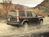 Land Rover Discovery 4 HSE Luxury Edition 2012 pictures
