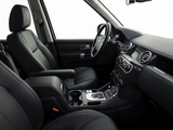 Land Rover Discovery 4 SCV6 HSE 2013 images