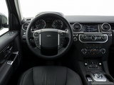 Land Rover Discovery 4 SCV6 HSE 2013 photos
