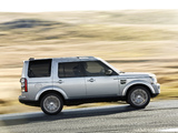 Land Rover Discovery 4 XXV Special Edition 2014 photos