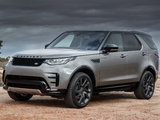 Land Rover Discovery HSE Si6 Dynamic Design Pack North America 2017 images