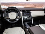 Land Rover Discovery HSE Td6 North America 2017 images