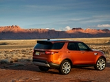 Land Rover Discovery HSE Td6 North America 2017 photos