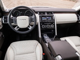 Land Rover Discovery HSE 2017 pictures