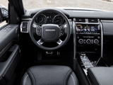 Land Rover Discovery HSE Si6 Dynamic Design Pack North America 2017 pictures