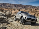 Land Rover Discovery HSE 2017 wallpapers