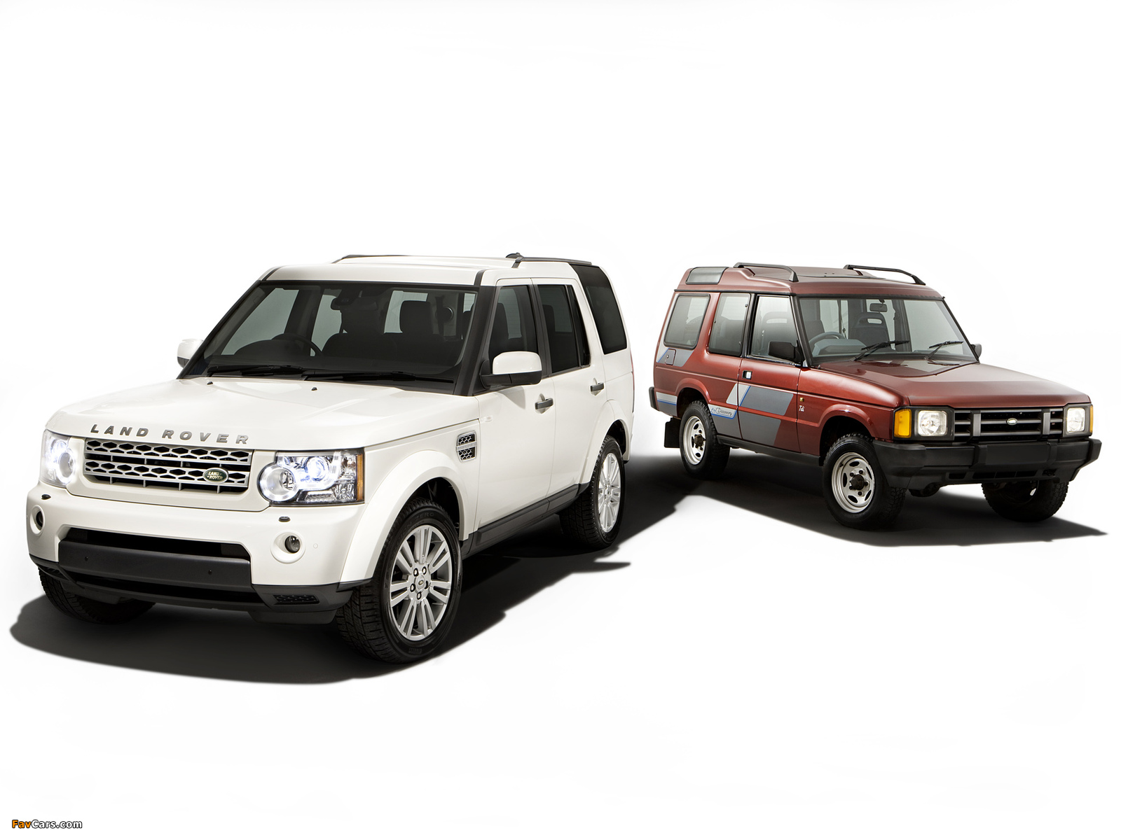 Land Rover Discovery photos (1600 x 1200)