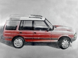 Poickoviy eckiz Land Rover Discovery, 1985 g. pictures