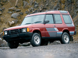 Land Rover Discovery 3-door 1989–94 images