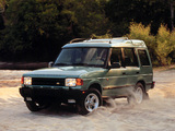 Land Rover Discovery 5-door US-spec 1994–97 photos