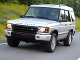 Land Rover Discovery 2003–04 images