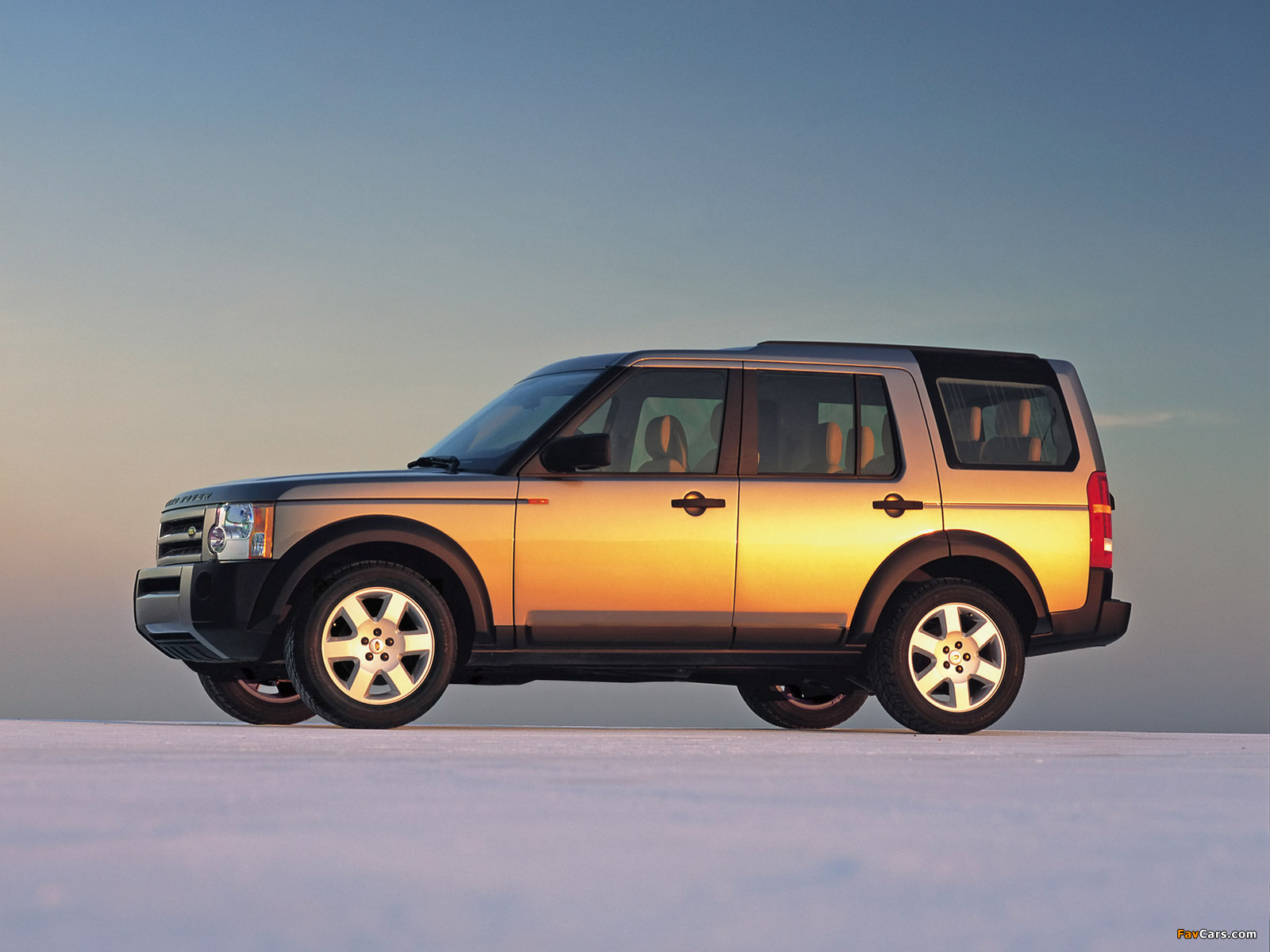 Land Rover Discovery 3 2005 08 Wallpapers 1600x1200