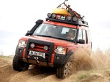 Land Rover Discovery 3 G4 Edition pictures