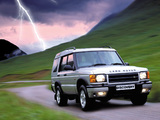Photos of Land Rover Discovery 1997–2003