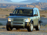 Photos of Land Rover Discovery 3 ZA-spec 2005–08
