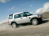 Photos of Land Rover Discovery 3 2005–08
