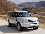 Photos of Land Rover Discovery 3 2008–09
