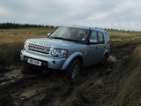 Photos of Land Rover Discovery 4 SDV6 HSE UK-spec 2009