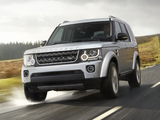 Photos of Land Rover Discovery 4 XXV Special Edition 2014
