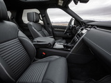 Photos of Land Rover Discovery HSE Si6 Dynamic Design Pack North America 2017