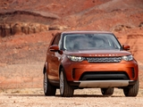 Photos of Land Rover Discovery HSE Td6 North America 2017
