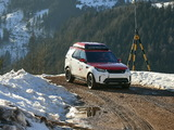 Photos of Land Rover Discovery Project Hero 2017