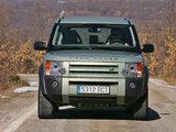 Photos of Land Rover Discovery 3 2005–08