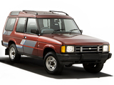 Pictures of Land Rover Discovery 3-door 1989–94