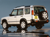 Pictures of Land Rover Discovery 2003–04