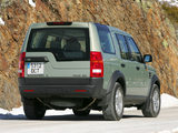 Pictures of Land Rover Discovery 3 2005–08