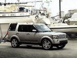 Pictures of Land Rover Discovery 4 SDV6 HSE UK-spec 2009