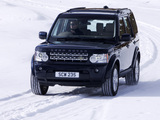 Pictures of Land Rover Discovery 4 3.0 TDV6 UK-spec 2009