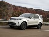 Pictures of Land Rover Discovery HSE 2017
