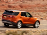 Pictures of Land Rover Discovery HSE Td6 North America 2017