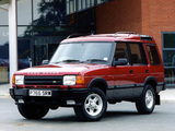 Pictures of Land Rover Discovery 5-door 1994–97