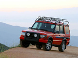 Pictures of Land Rover Discovery G4 Edition 2003