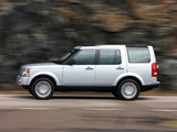 Pictures of Land Rover Discovery 3 2008–09