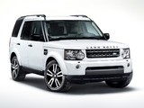 Pictures of Land Rover Discovery 4 Landmark 2011