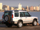 Land Rover Discovery ZA-spec 2003–04 wallpapers