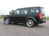 Cargraphic Land Rover Discovery 3 2005–08 wallpapers