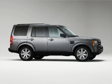 Land Rover Discovery 3 2008–09 wallpapers