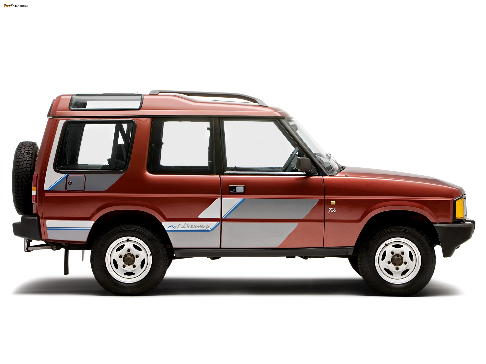 Land Rover Discovery 3-door 1989–94 wallpapers (2048 x 1536)