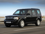 Land Rover Discovery 4 Armored 2010 wallpapers