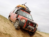 Land Rover Discovery 3 G4 Edition wallpapers