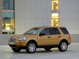 Images of Land Rover Freelander 2 ZA-spec 2007–10