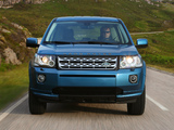 Images of Land Rover Freelander 2 SD4 2012
